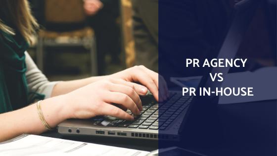 PR Agency vs In-House